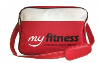 Retro Fitnessbag 600D